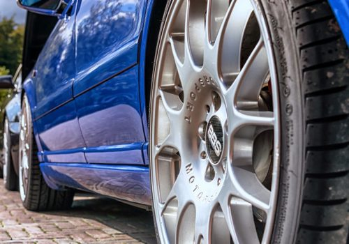 Types of car rims (materials, brands, etc.)