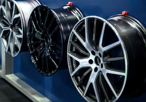 How much are new car rims.